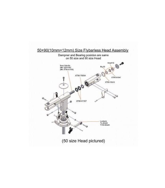 HXT 6mm konektor - pár