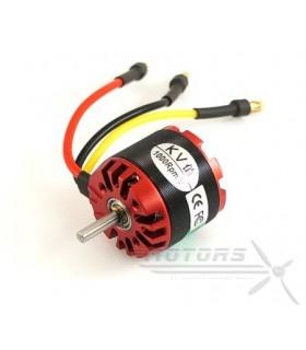 Ar6300 Mini JST konektor a servo prodloužení