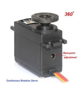 Dmychadlo (lehká slitina) DPS serie 90mm 12-listé s motorem 1000Kv-4200W (10S)