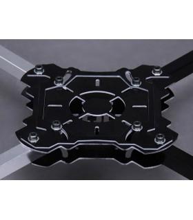 Aluminium servo páka 25T 3.5mm (stříbrná)