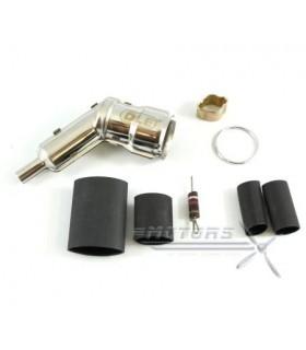 DLE30-11 Tepelný blok karburátoru