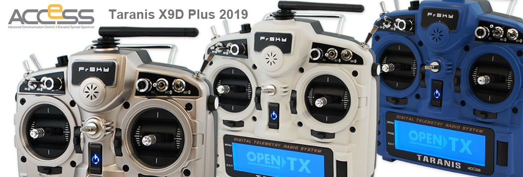 Taranis X9D Plus 2019